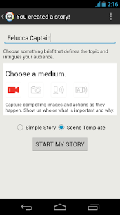 StoryMaker: Make Your Story - screenshot thumbnail