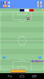 Soccer Ping-Pong - screenshot thumbnail