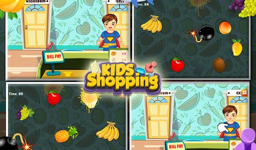 Kids Shopping - screenshot thumbnail