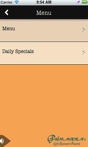 【免費旅遊App】Primavera's Cafe-APP點子