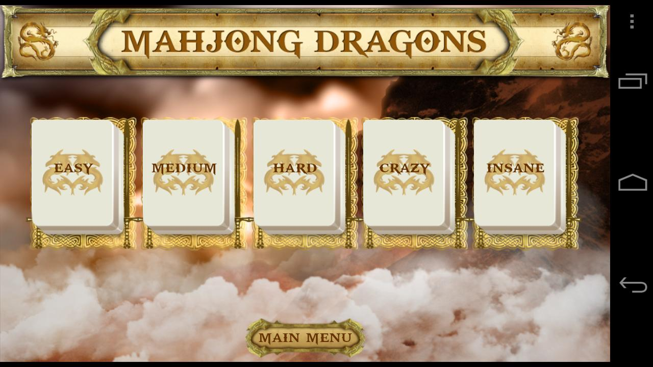 Mahjong Dragons Unlocked- screenshot