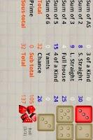 Screenshot of Yacht Dice Social Game