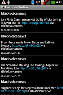 Black Voice News - screenshot thumbnail