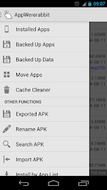 AppWererabbit Backup Screenshot 1