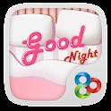 Good Night GO Launcher Theme icon