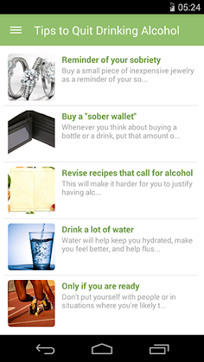 Quit Drinking Alcohol Tips