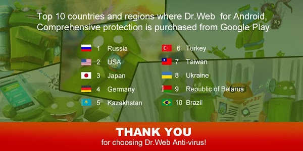 Dr.Web v.9 Anti-virus Life lic v9.02.1