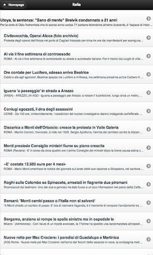 【免費新聞App】Notiziario-APP點子