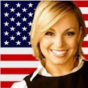 Talk American logo