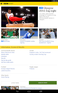 BBC Sport Screenshot 25