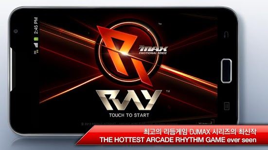DJMAX RAY by NEOWIZ- screenshot thumbnail
