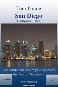 Guide to San Diego California screenshot 0