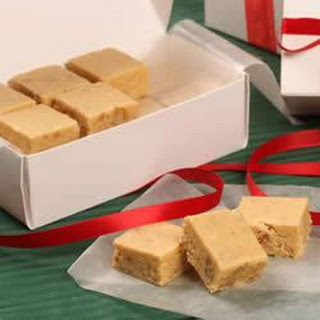 Spiced Pumpkin Fudge.