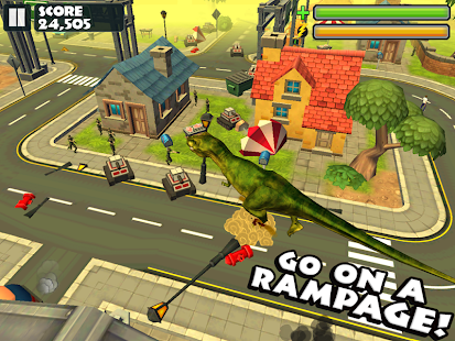 Smash Monsters - City Rampage on the App Store
