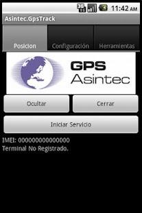 AsintecGps - Localizacion GPS- screenshot thumbnail