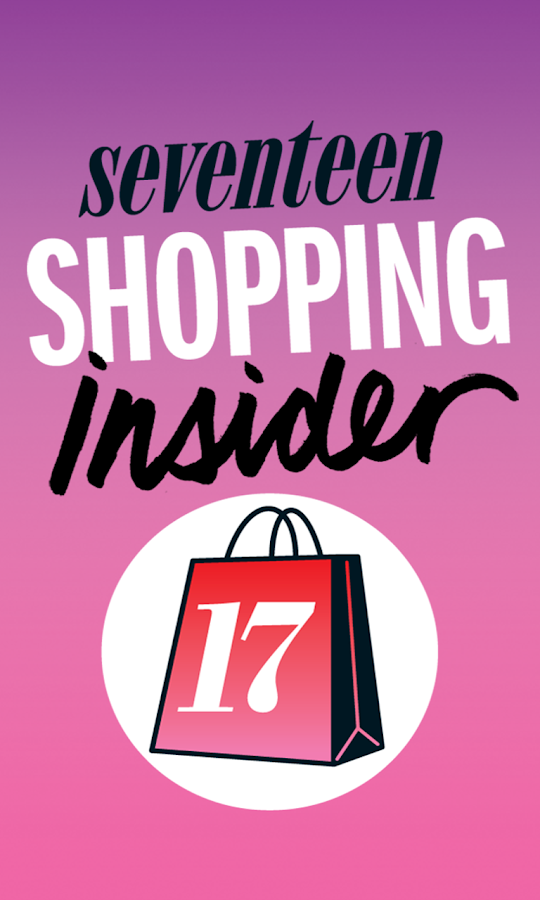 Seventeen Shopping Insider- screenshot