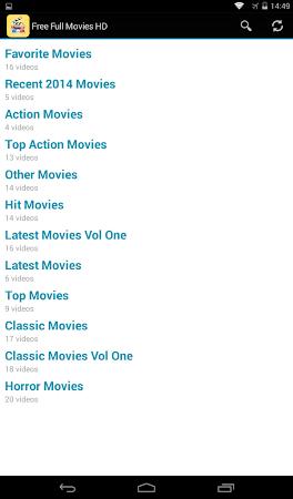 Free Full Movies HD 2014 3 screenshot 463179
