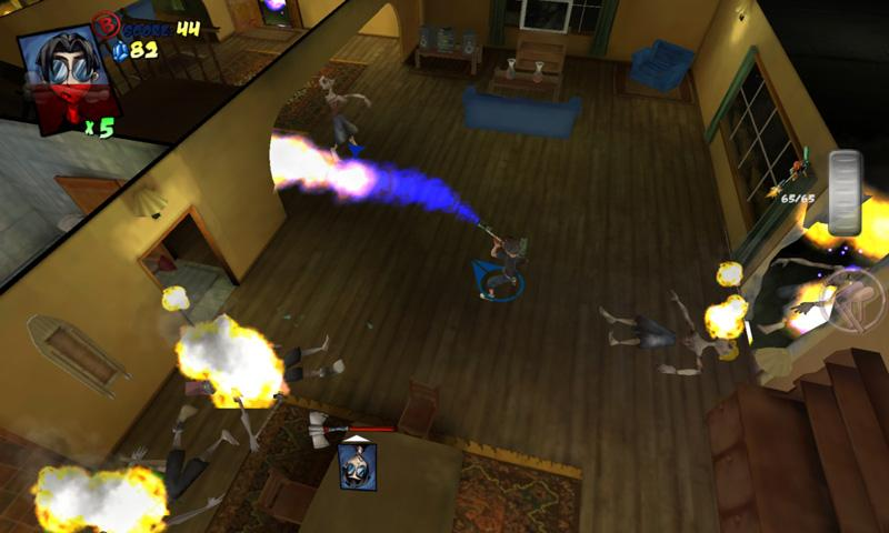 Monster Madness: Grave Danger - screenshot