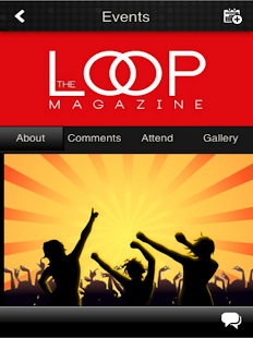 The Loop Magazine- screenshot thumbnail
