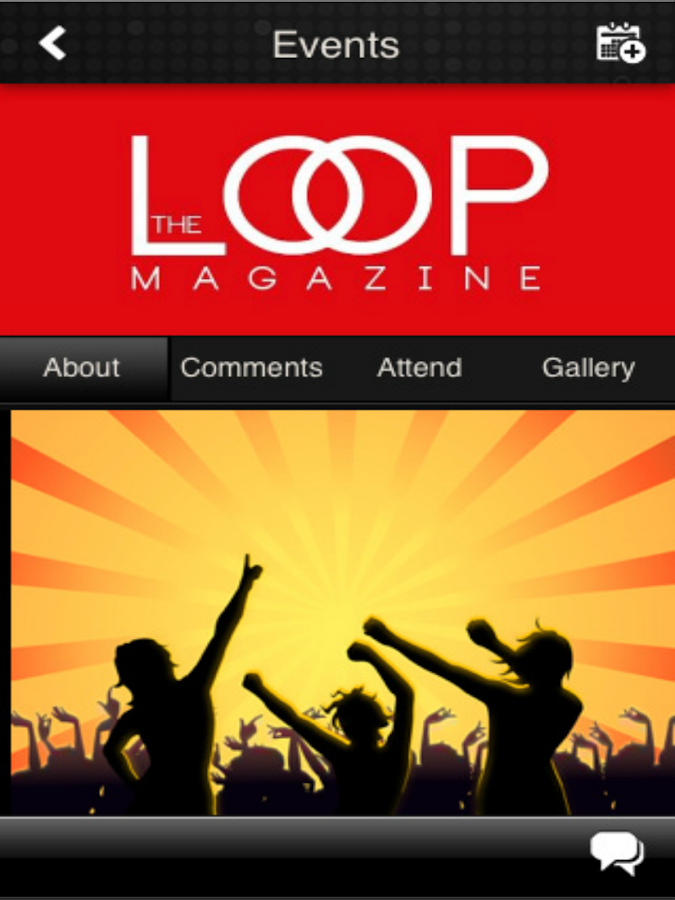 The Loop Magazine - screenshot