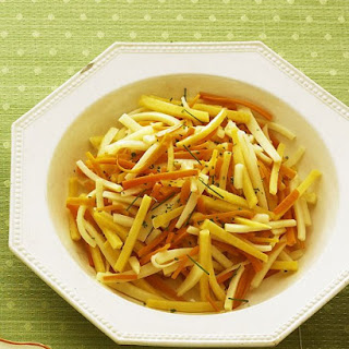 Glazed Root Vegetables