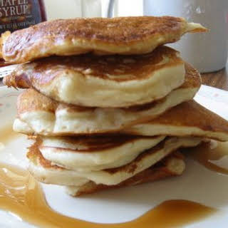 Basic Buttermilk Pancake.