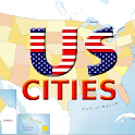 USA Cities icon