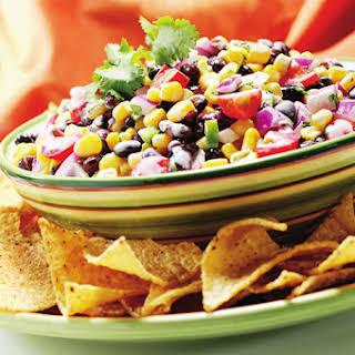Black Bean & Corn Salsa.