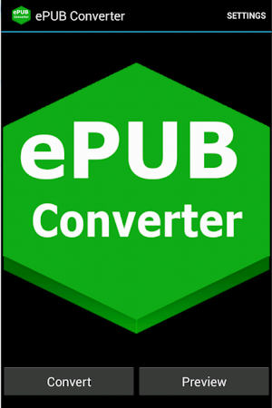 ePUB Converter 0.4 screenshot 611358