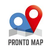 Pronto Map