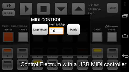 Electrum Drum Machine v4.8.5 Mod APK 6