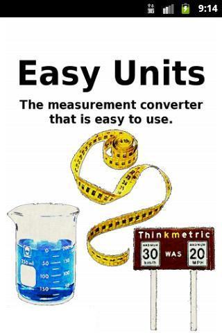 Easy Units