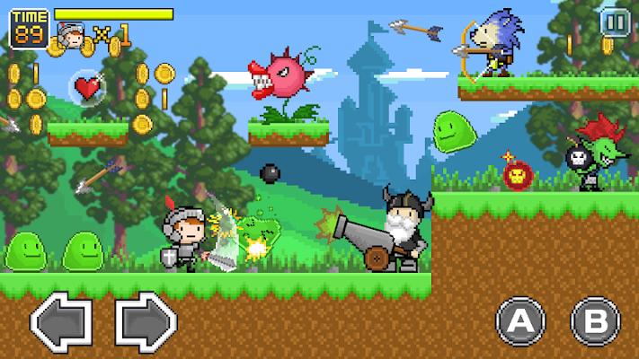 Xcalibur™ Fantasy Action RPG - screenshot