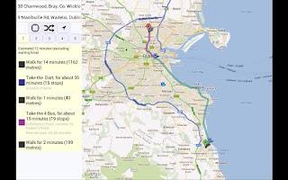 Screenshot of Hit The Road - Dublin