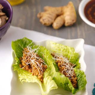 PF Changs Little Lettuce Wraps.