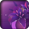 Violet 3d Wallpapers icon
