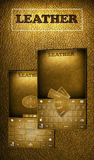 金革のキーボード