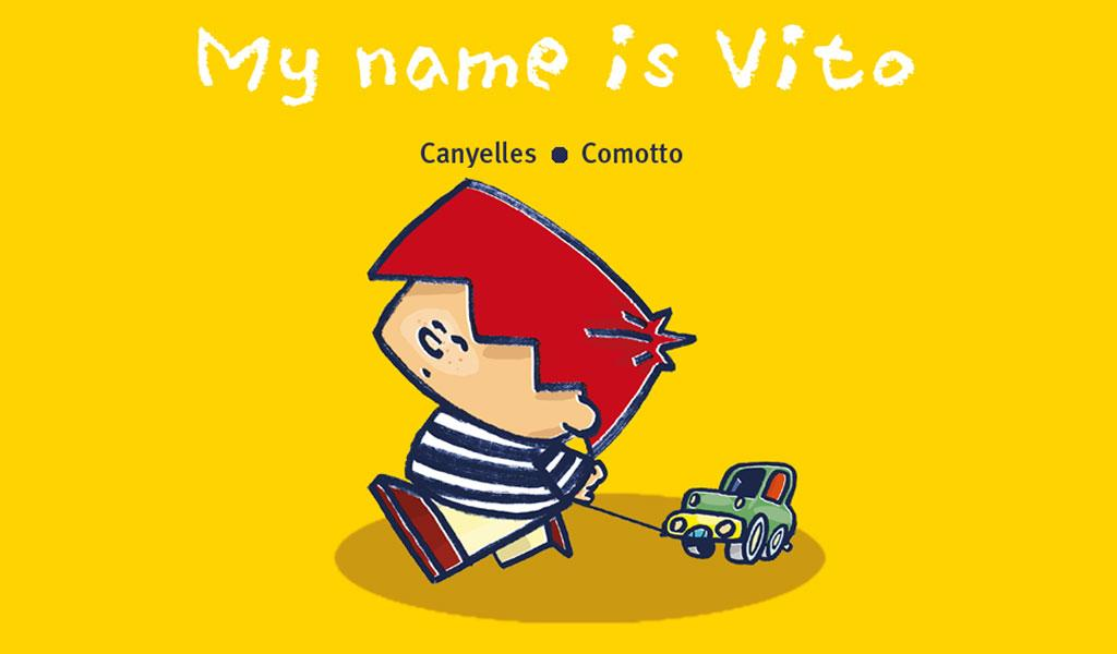 Vito: A story for kids- screenshot