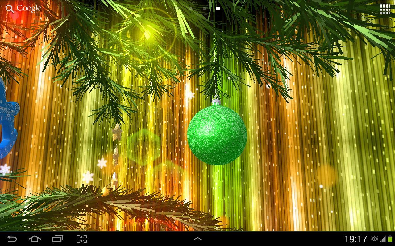 Christmas Lights Screensaver