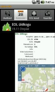 minu eOL- screenshot thumbnail
