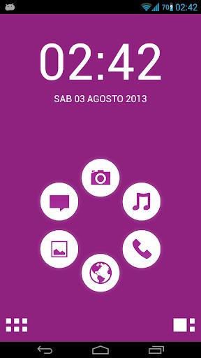 SL Basic Violet
