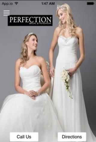 Perfection Bridal