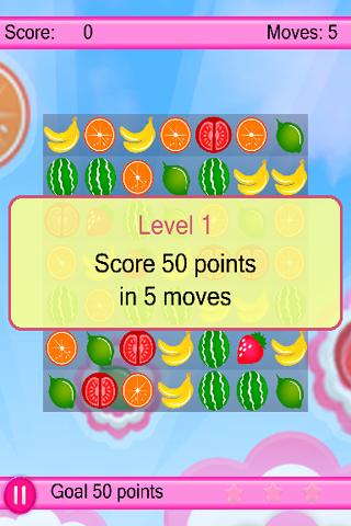 無料解谜AppのFruit Pop|記事Game