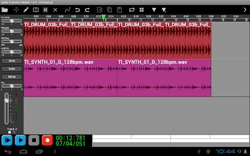 Techno Pack - Audio Evolution