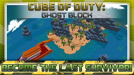Cube of Duty: Ghost Blocks