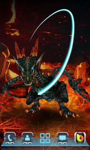 Fire Dragon Next 3D LWP