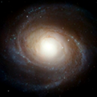 Intergalactic Music Visualizer icon