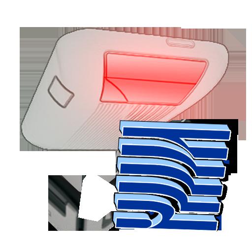 Barcode Wedge LOGO-APP點子