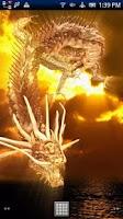 Screenshot of Flash Dragon Ocean