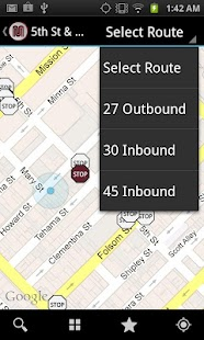 MobileMuni - The SF Muni App- screenshot thumbnail